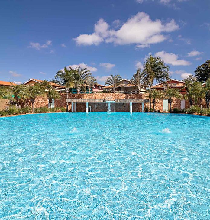 Hotel Fazenda Roseira - Piscina